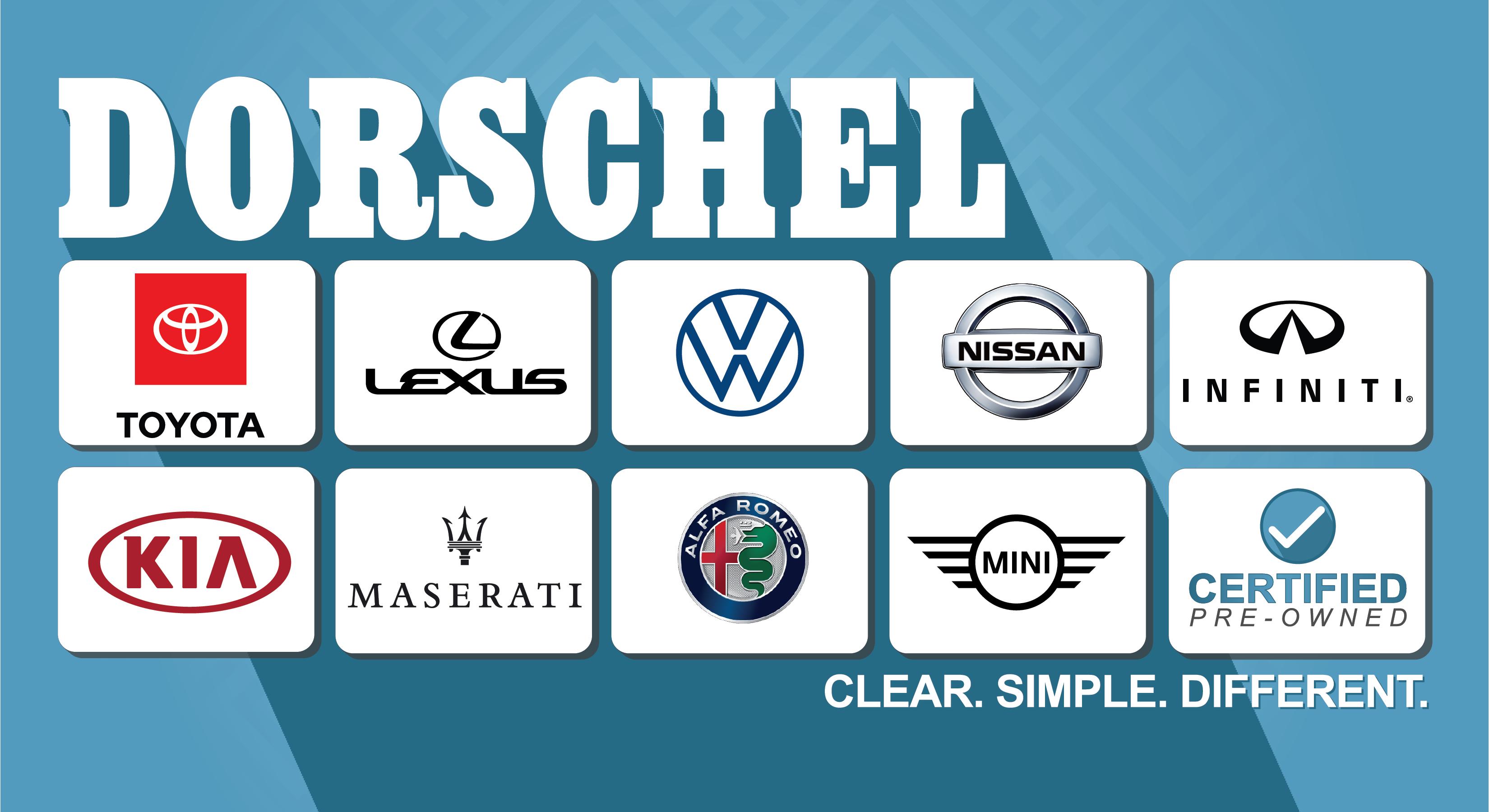 The Brands of Dorschel Automotive