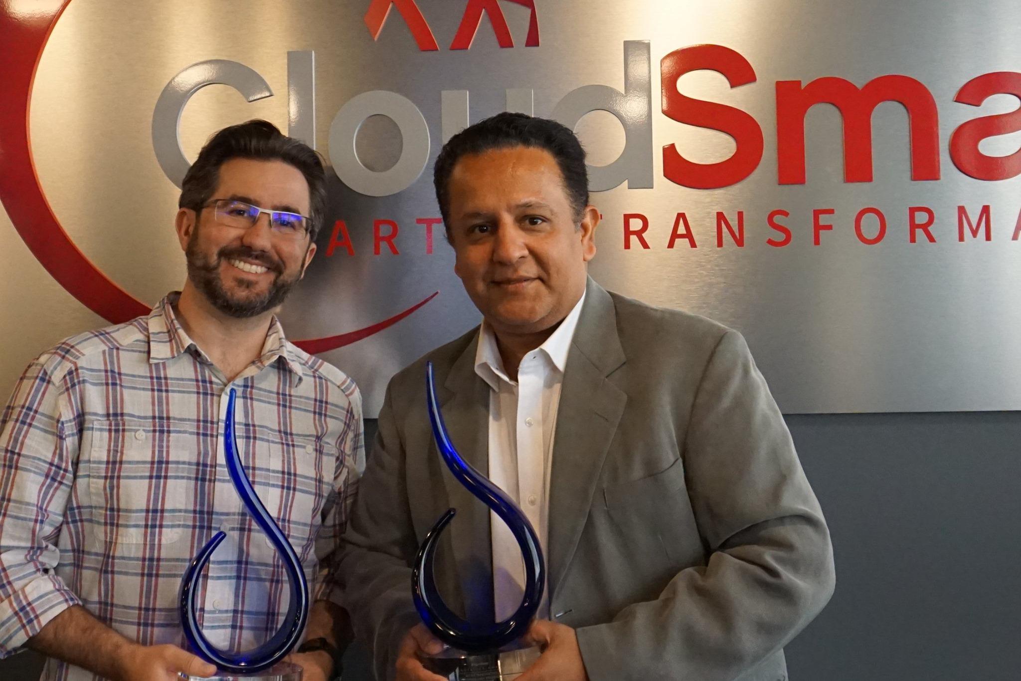 CloudSmartz is a Pipeline Innovation Awardee