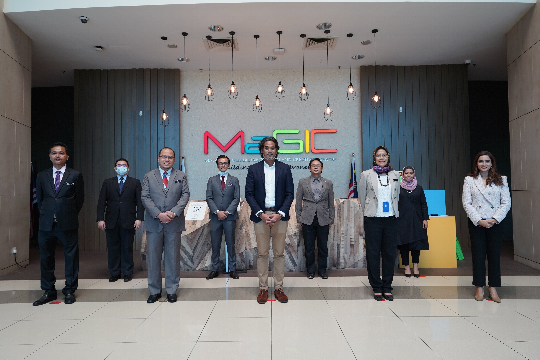 MaGIC Disburses SIM Grant to SE