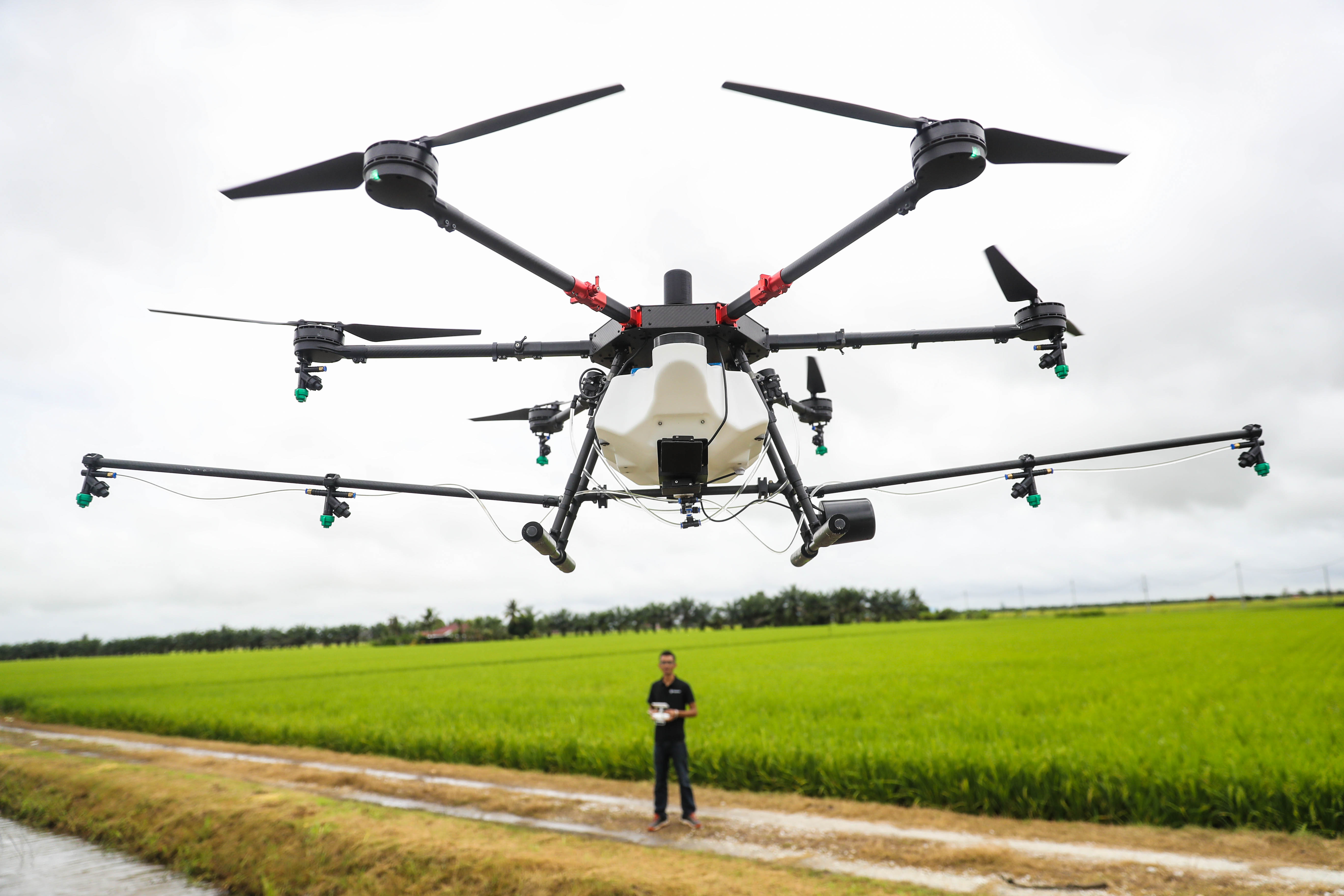 Southeast Asia's First Drone&Robotics Zone