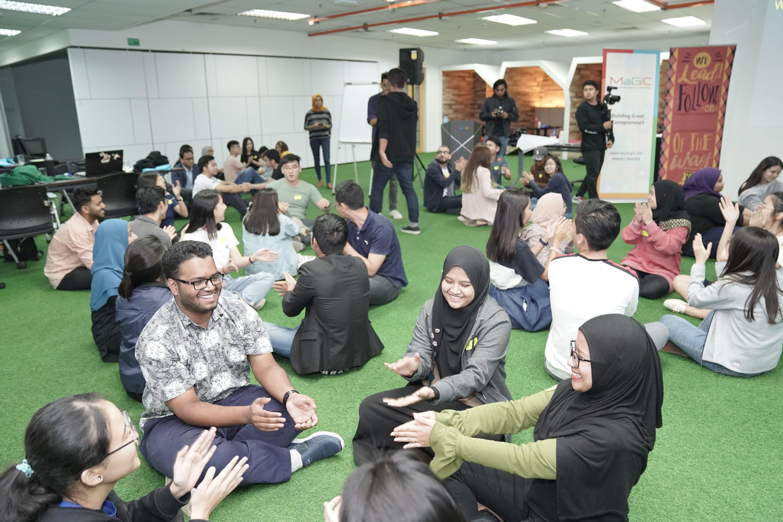 MaGIC University Startup Challenge 2020