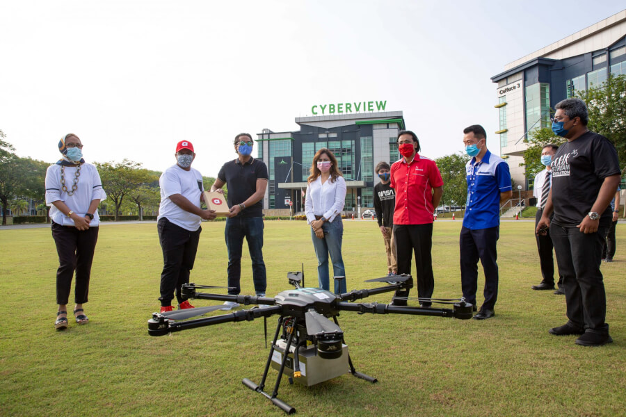 How drones can help deliver us from a declining economy