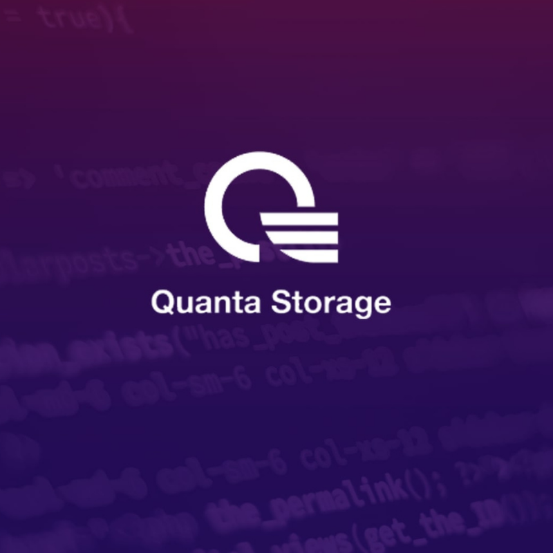 Quanta Storage Inc. Secures Customer Intellectual Property