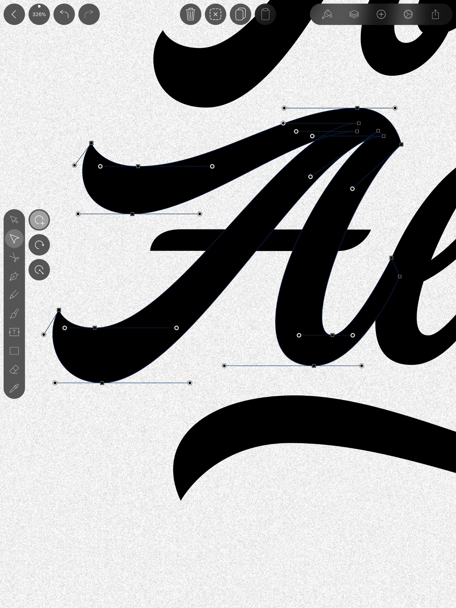font by scott smoker