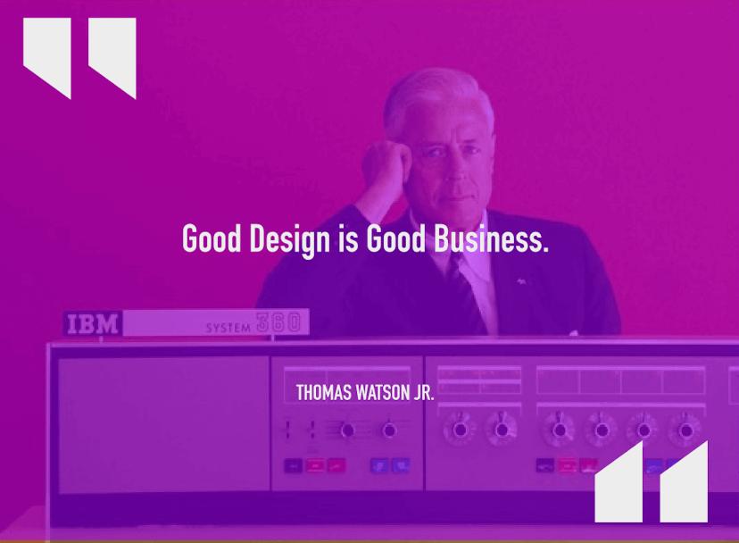 business Design Quote