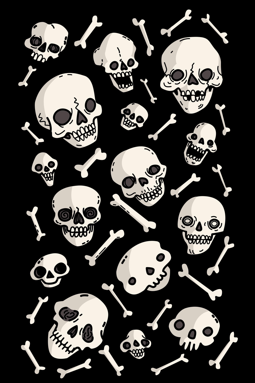 skulls-png
