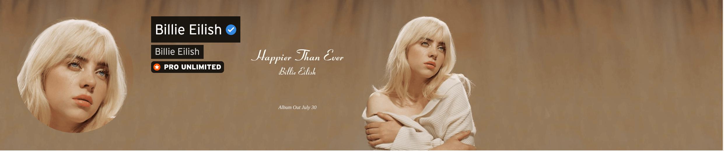 Billie Eilish soundcloud cover