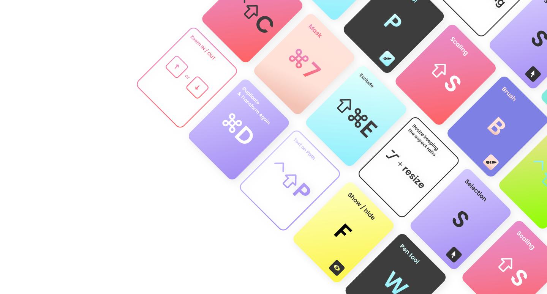 Vectornator Keyboard Shortcuts