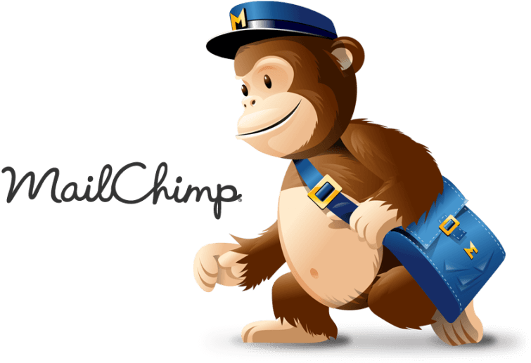 MailChimp old logo