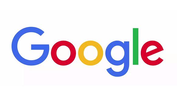 modern Google logo