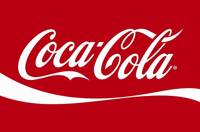 modern Coca-Cola logo