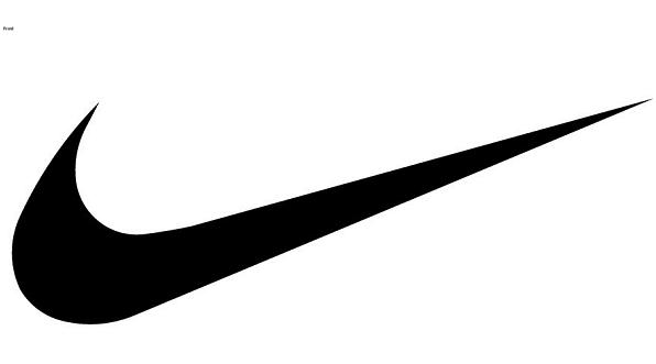 modern Nike logo