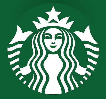 modern Starbucks logo