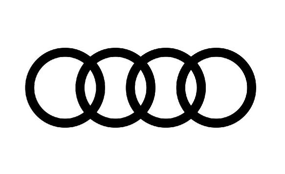modern Audi logo