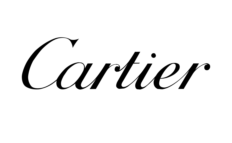 modern Cartier logo