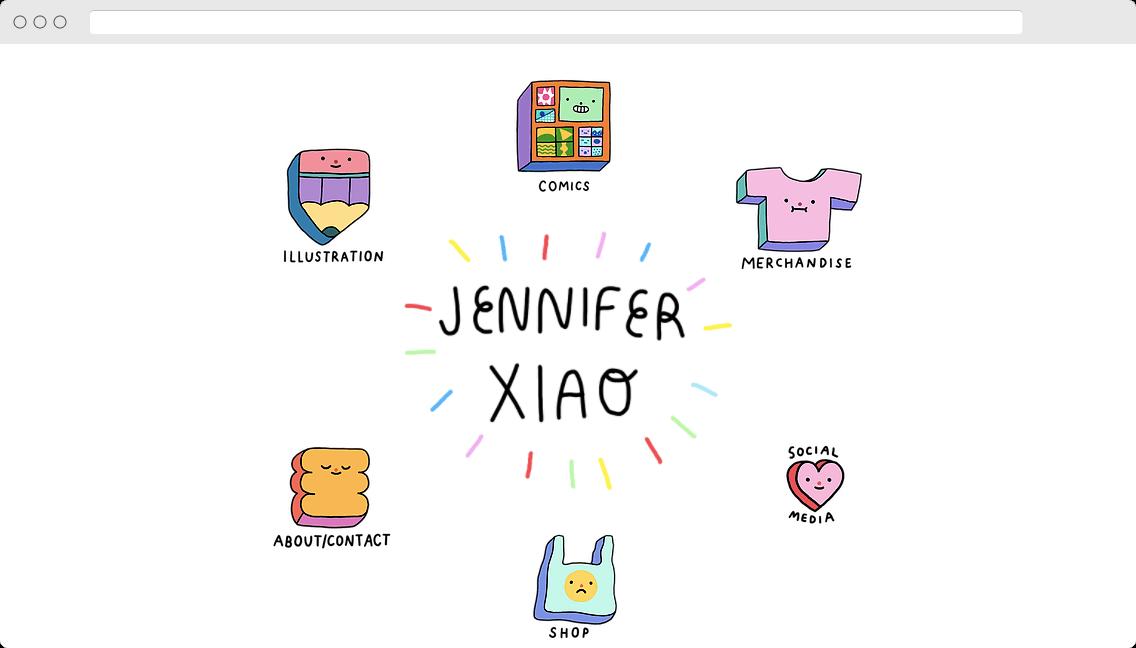 Jennifer Xiao Portfolio