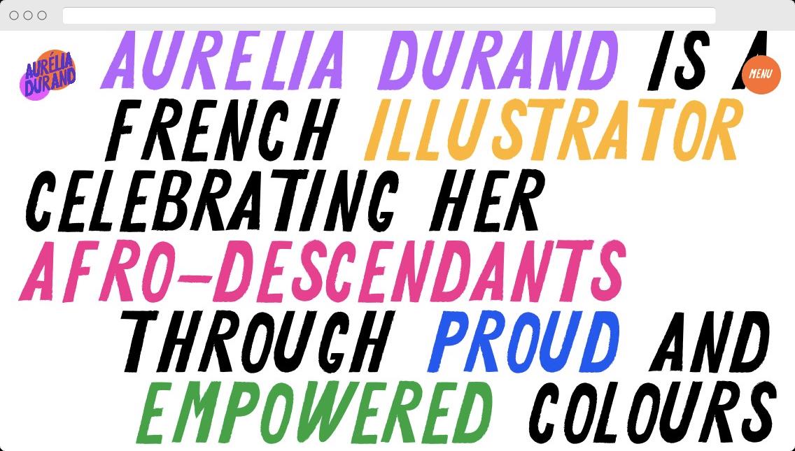 Aurelia Durand Portfolio