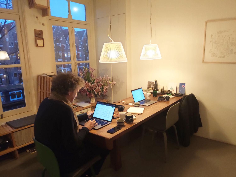 Getting to know Geke van Dijk
