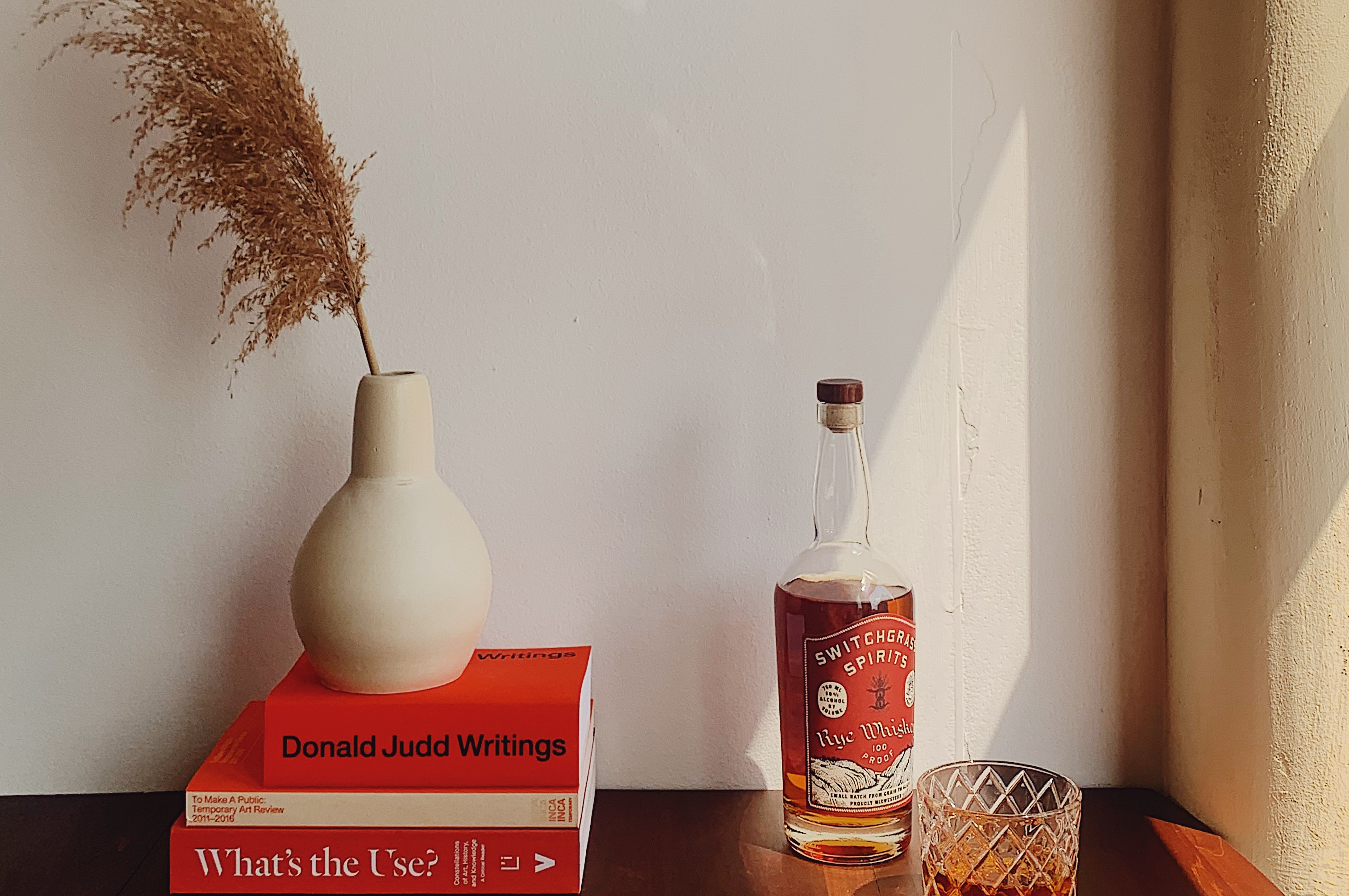 Local Spirit: Switchgrass Spirits Small-Batch Rye Whiskey