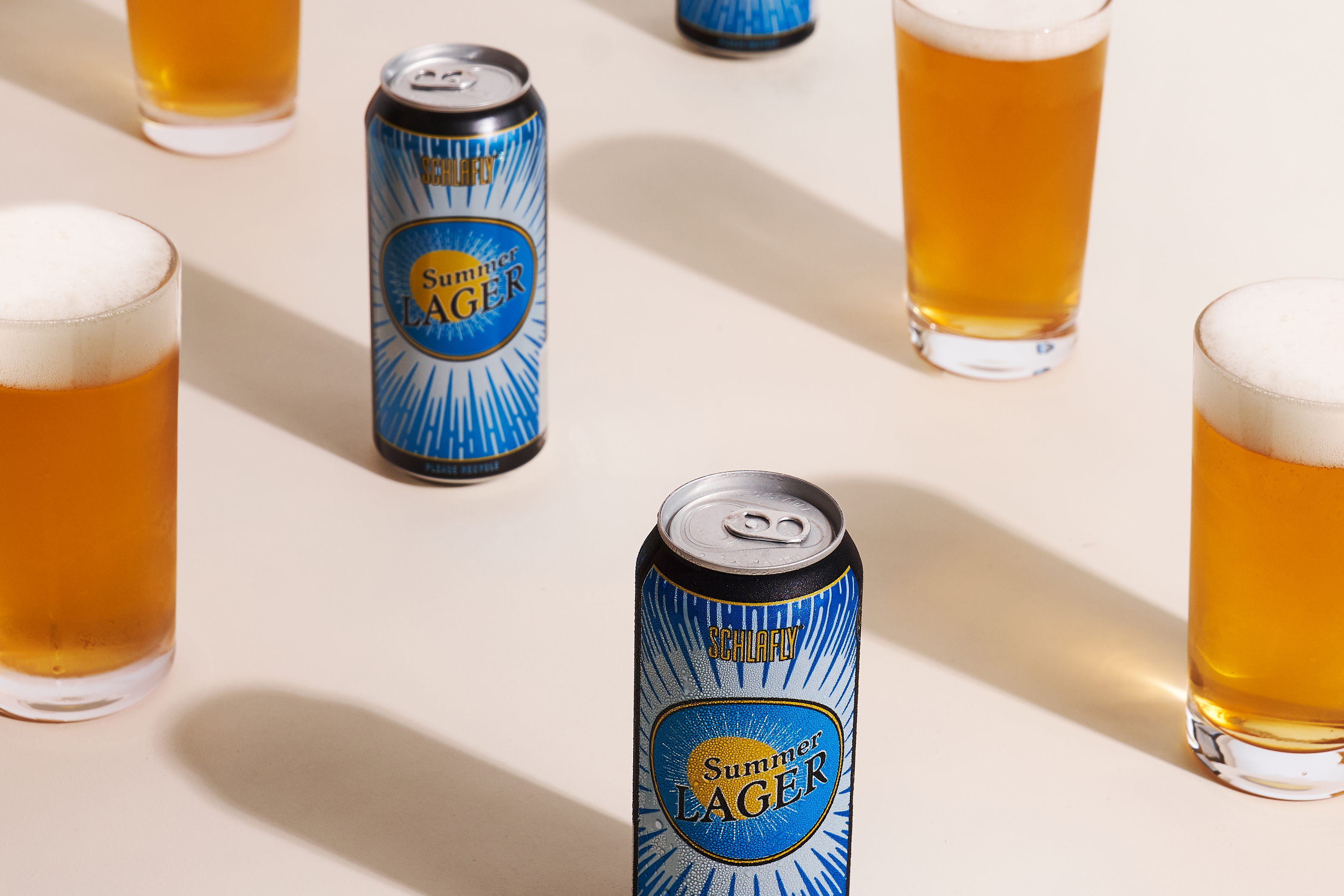 Schlafly's Summer Lager Smoothly Racks Up 25+ Years of Quenching Summer Thirst