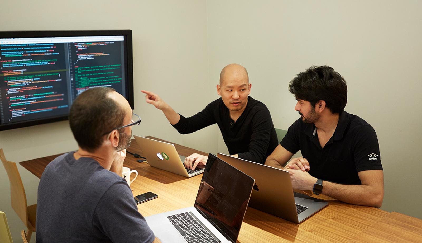 モバイルエンジニアチーム