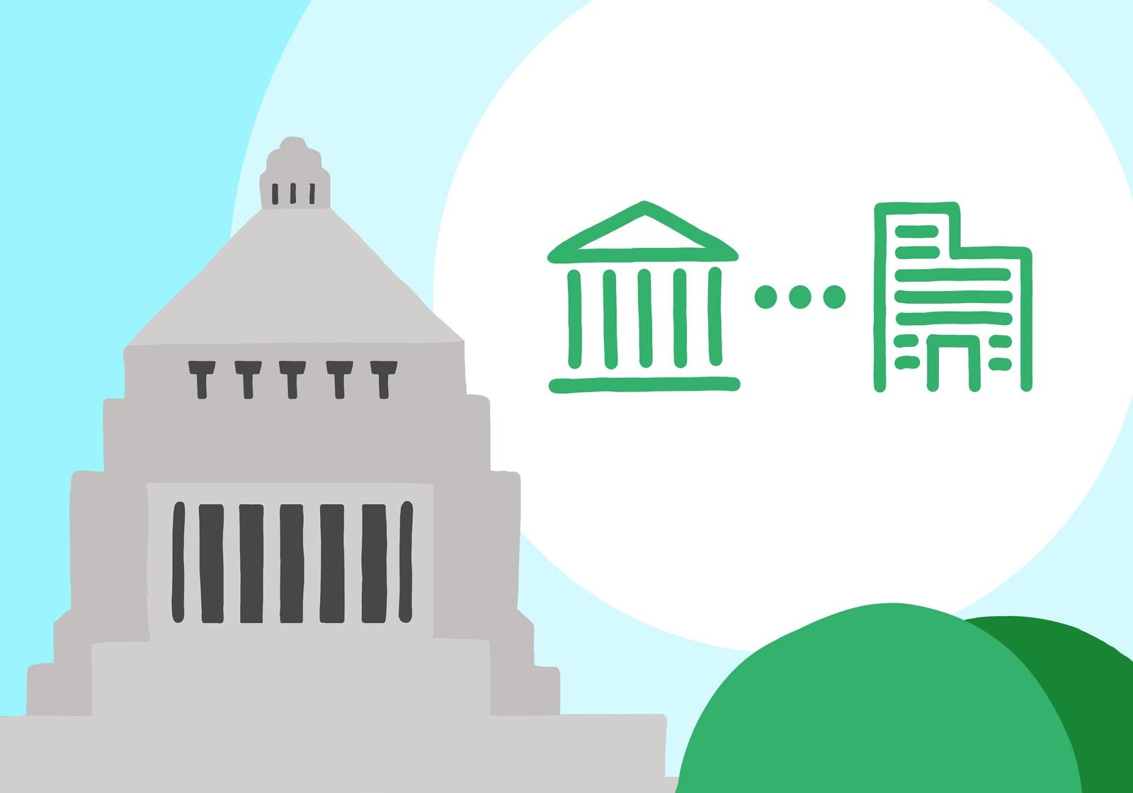 変わる銀行法シリーズ第二回 :「改正銀行法と構造的転換」