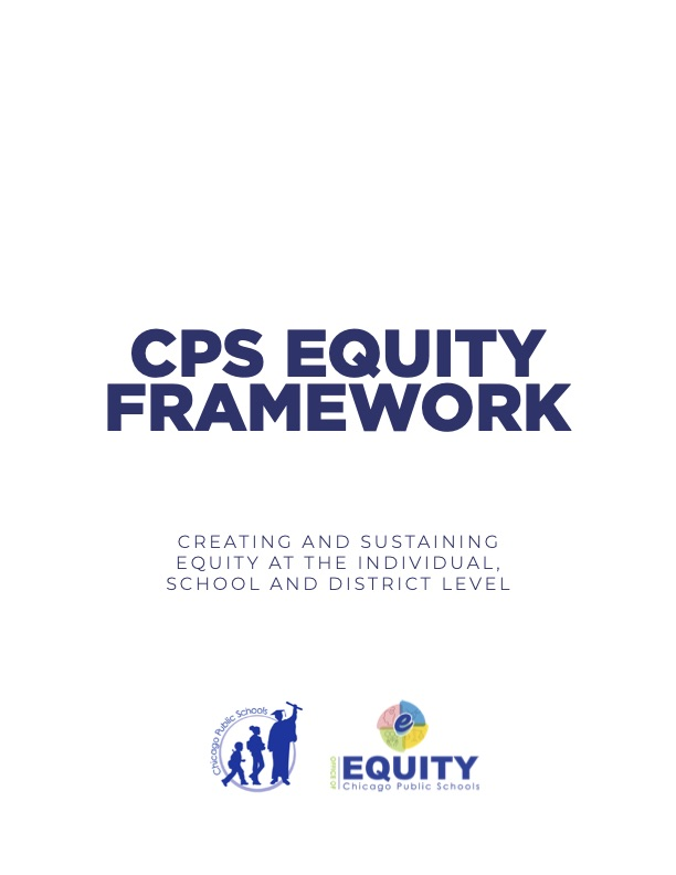 CPS Equity Framework Cover