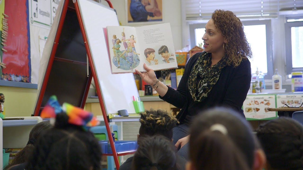 Windows and Mirrors: Learning About Difference—and Belonging—Through Books