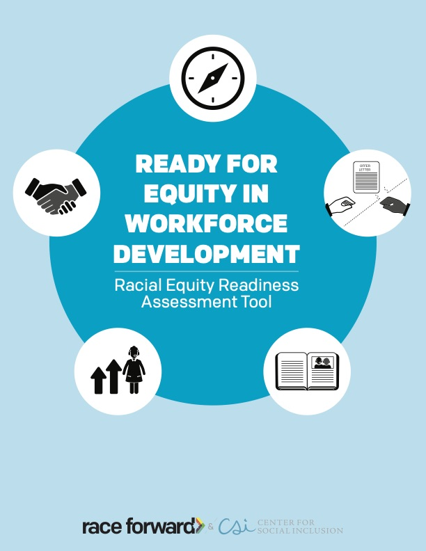 Ready for Equity in Workforce Development