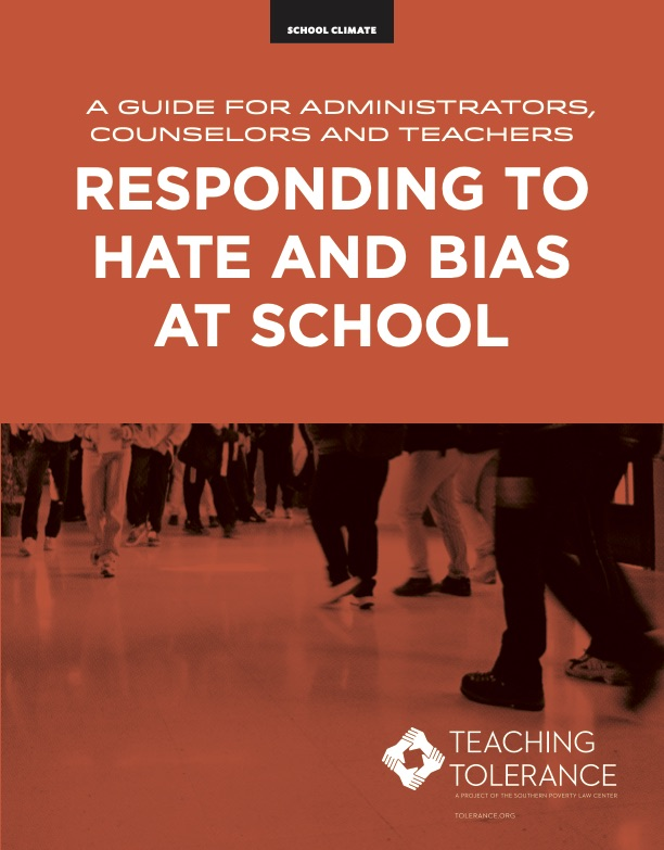 Responding to Hate and Bias at School