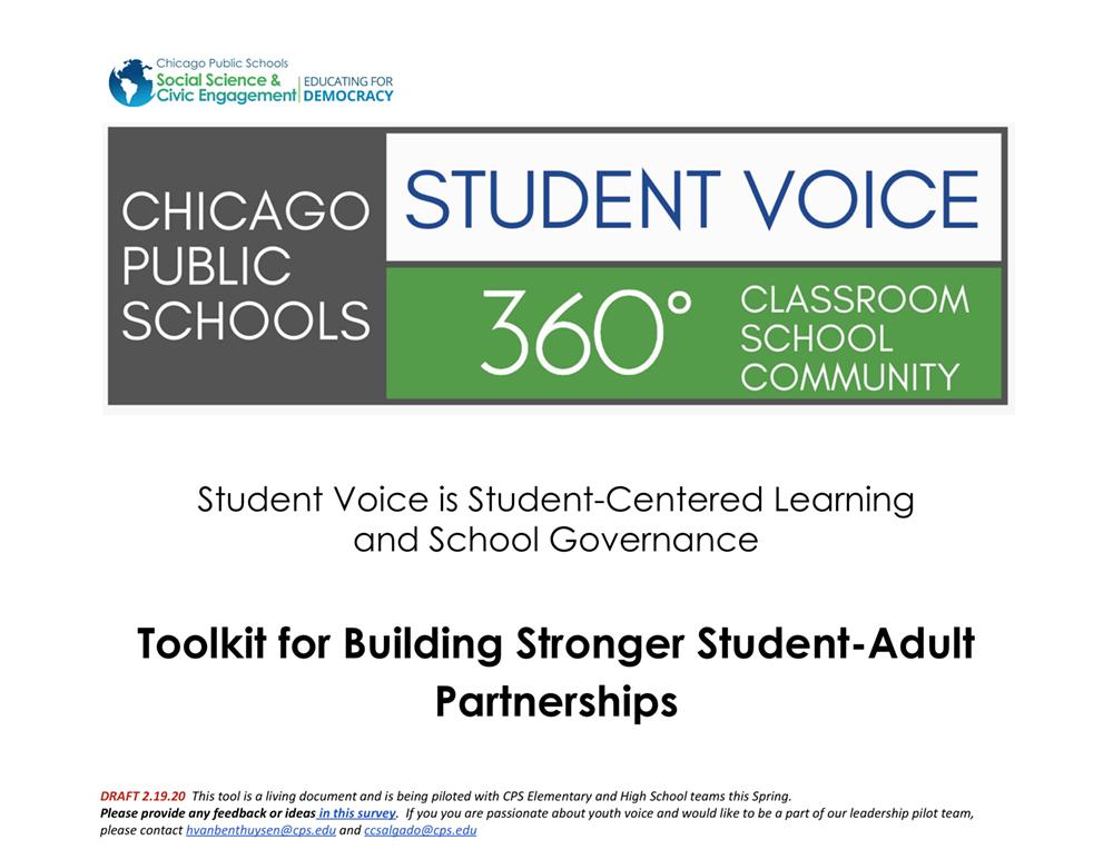 Student Voice 360°