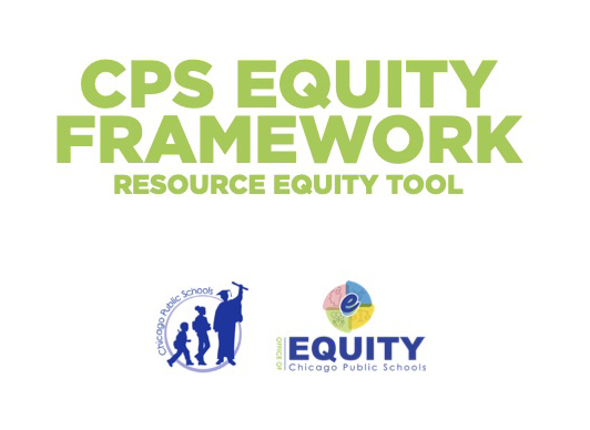 CPS Equity Framework Resource Equity Tool