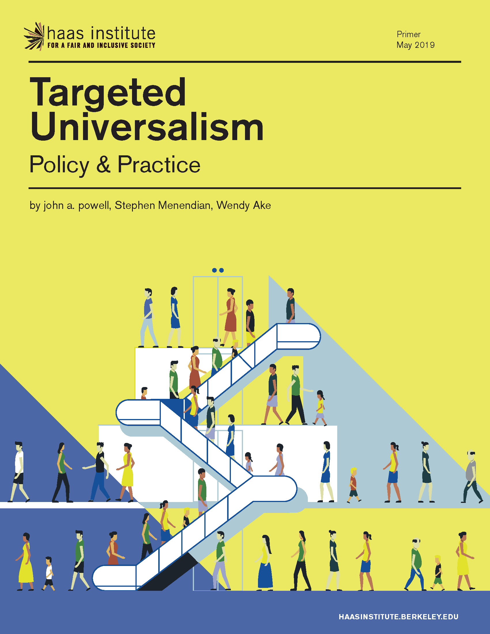 Targeted Universalism: Policy & Practice