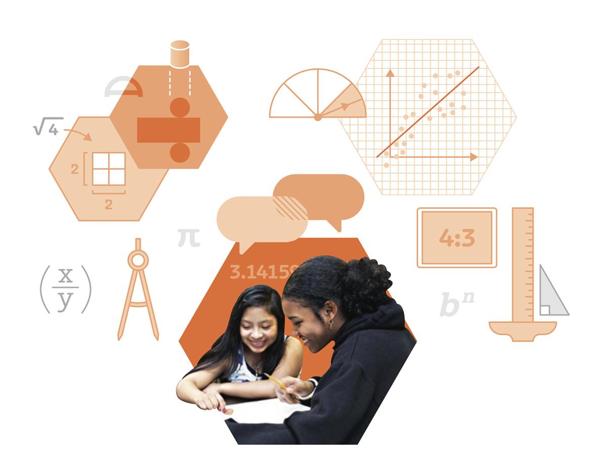 Mathematical Profile Cards