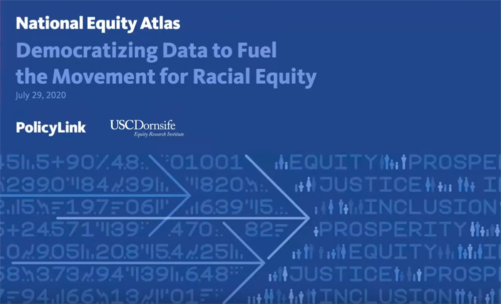 Democratizing Data to Fuel the Movement for Racial Equity
