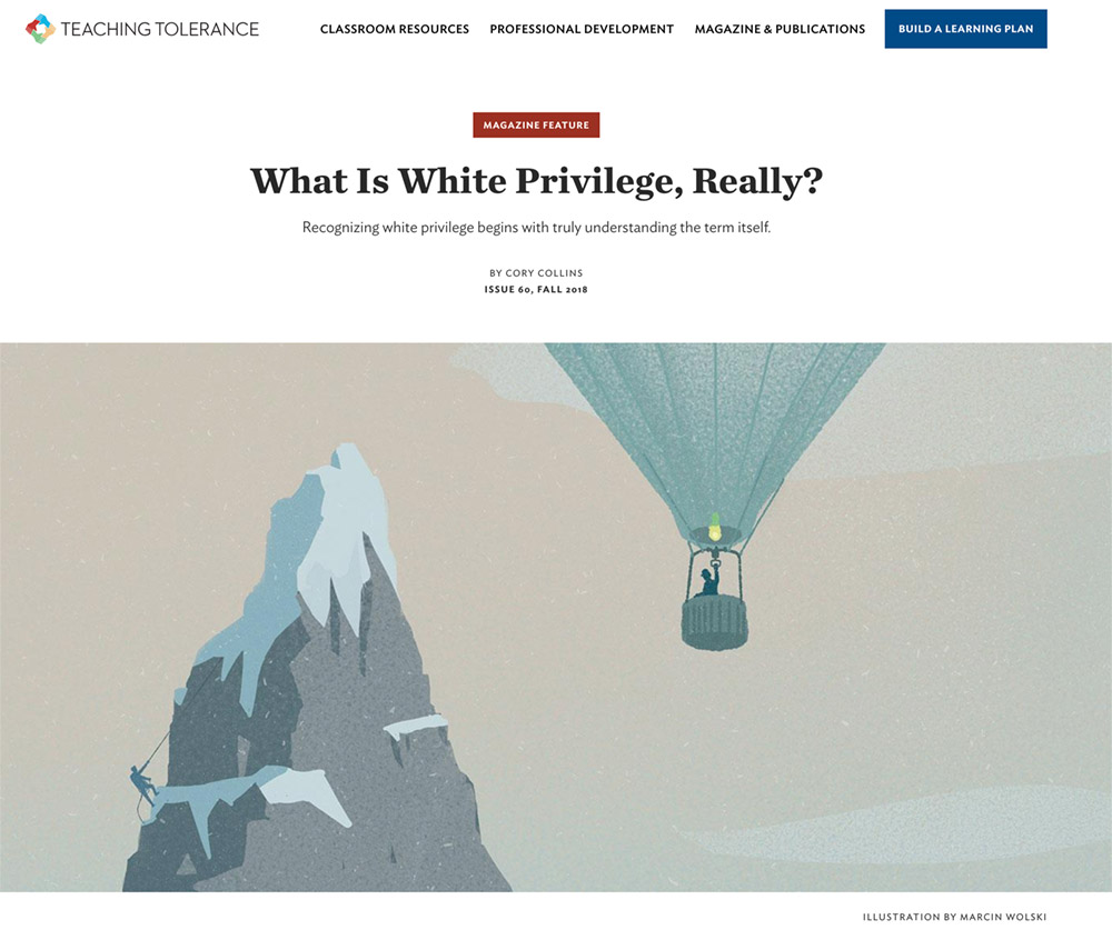 What Is White Privilege, Really?