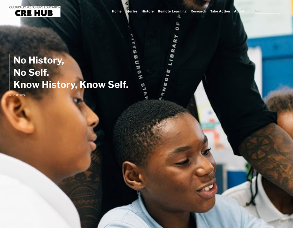 Culturally Responsive Education/CRE Hub