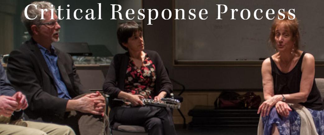 Critical Response Process