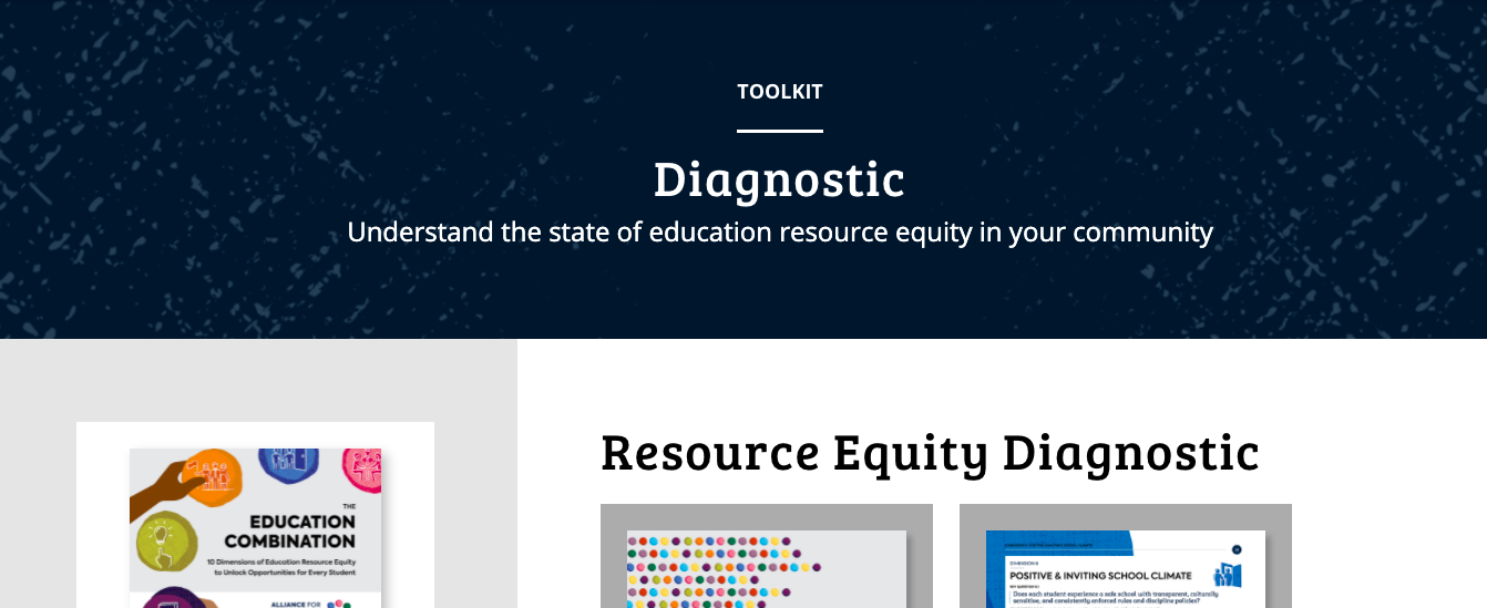Resource Equity Diagnostic