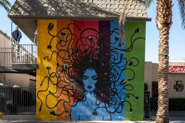 las vegas arts district mural