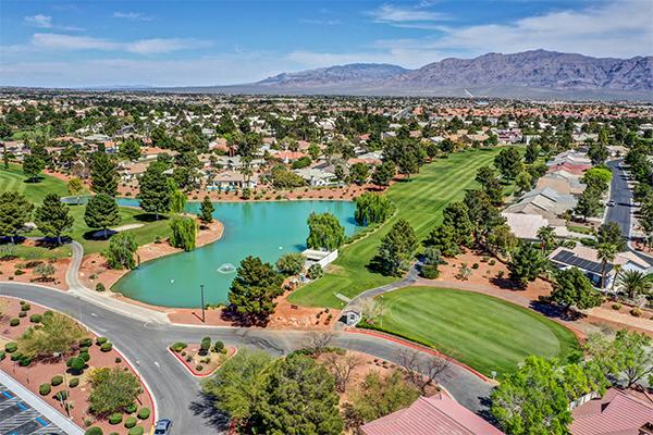 Las Vegas real estate properties