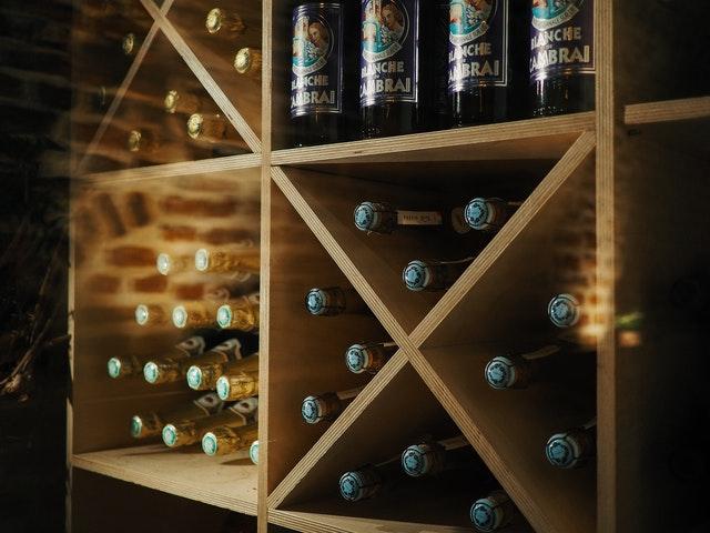 wine cellar home upgrade