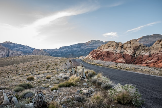 what to see in Las Vegas, Red Rock Canyon