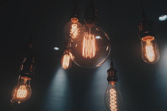 lightbulbs when buying an older house