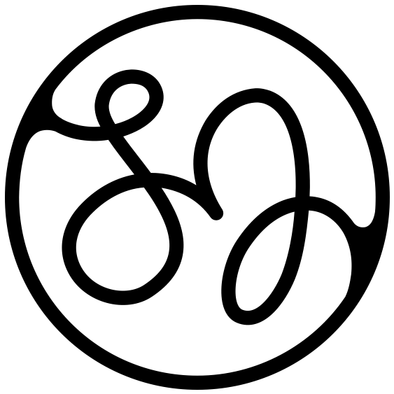 SJ design logo