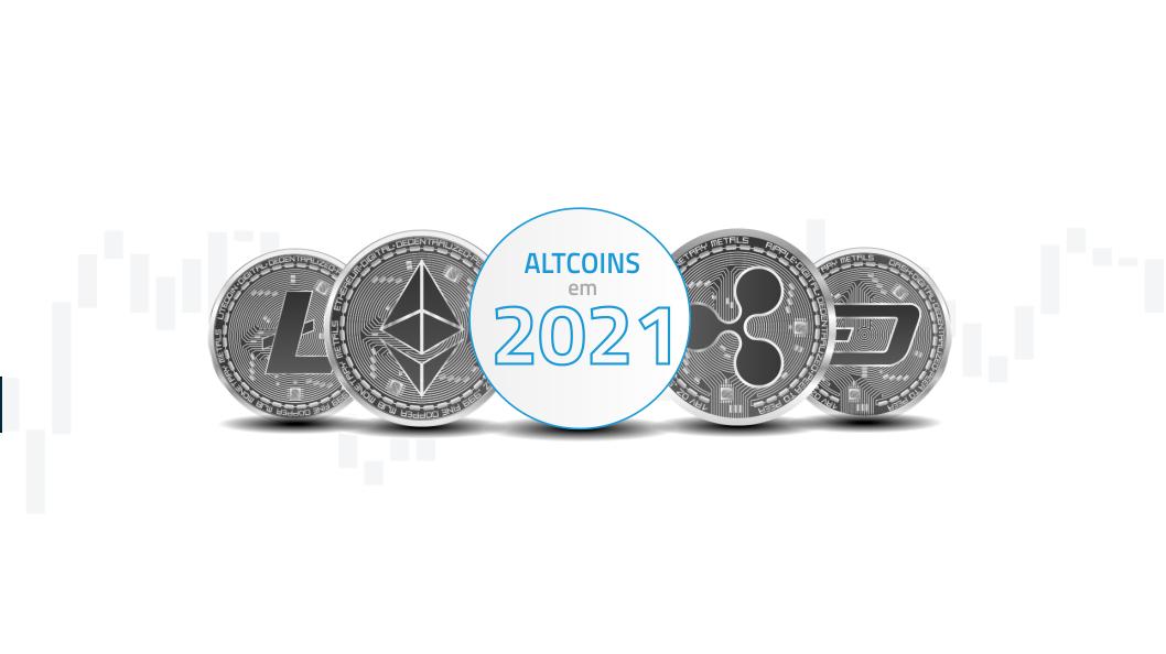 Altcoins em 2021: Vale a pena investir?