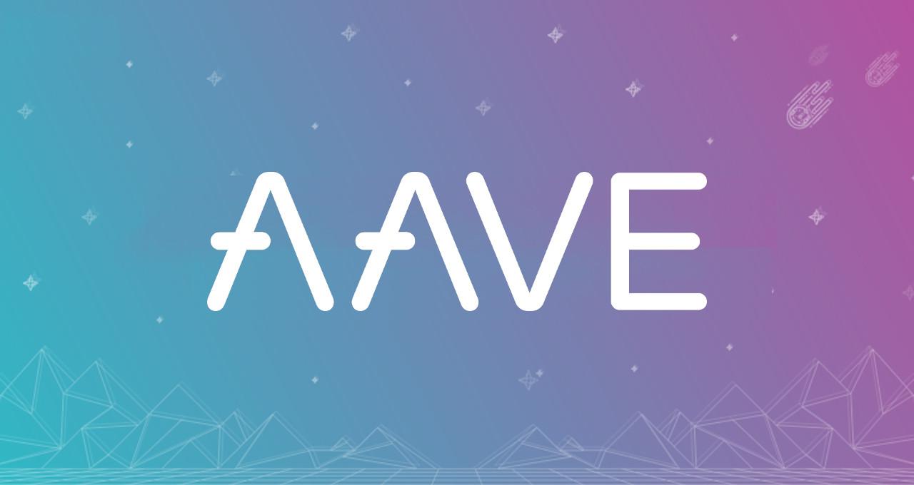 Aave logomarca - Protocolo de DeFi famoso pelo yield farming