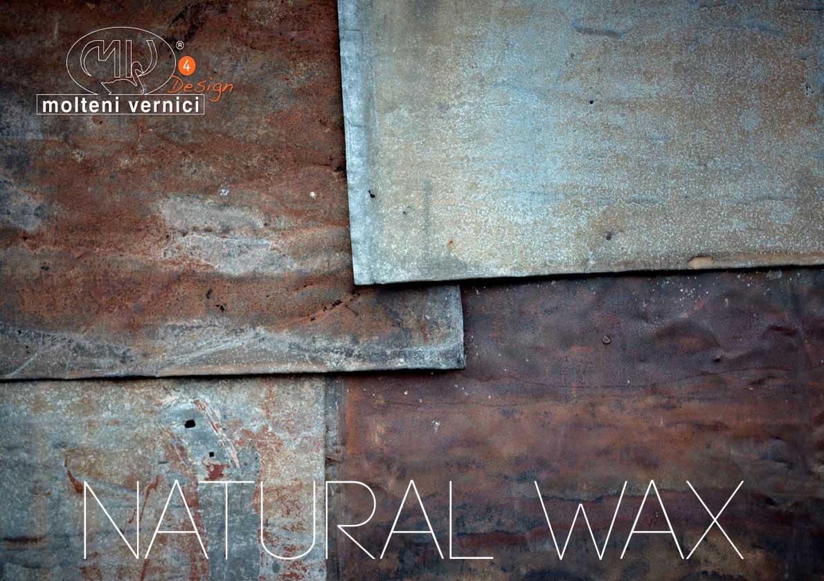 Varnish Series Waxed Metals
