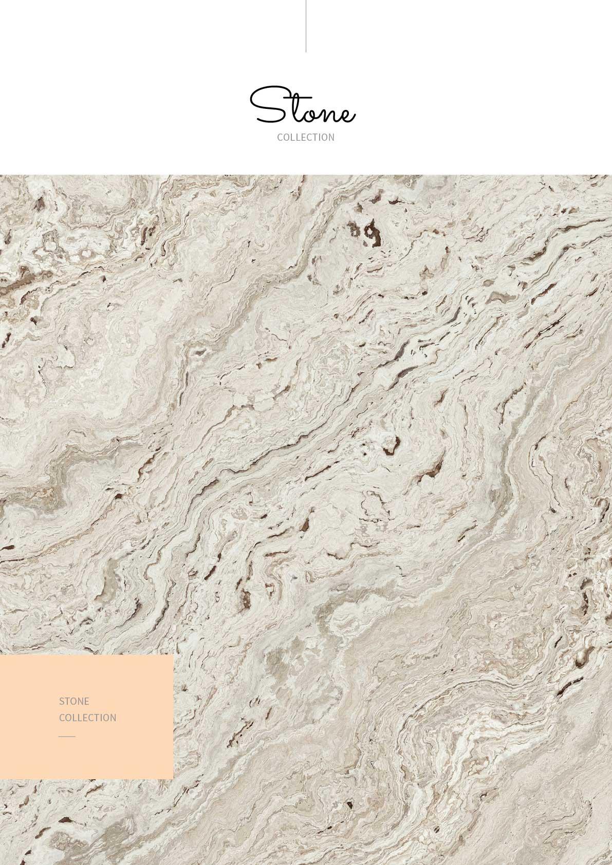 varnish effect stone