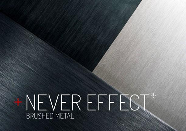 varnish series brushed metals